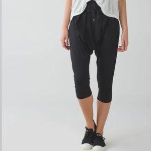 Lululemon Drop It Crop Pants